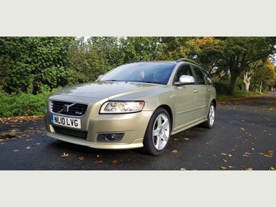 VOLVO V50 Estate 2.0 D R-Design (Premium Pack) 5dr