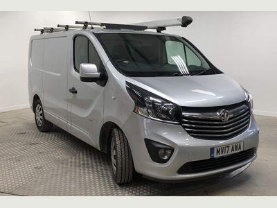 Vauxhall Vivaro Panel Van 1.6 CDTi 2700 BiTurbo Sportive L1 H1 EU6 (s/s) 5dr