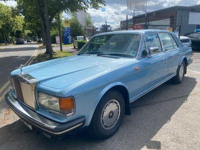 Rolls-Royce Silver Spirit Saloon 6.8 4dr