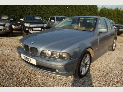 BMW 5 Series Saloon 2.9 530d SE 4dr