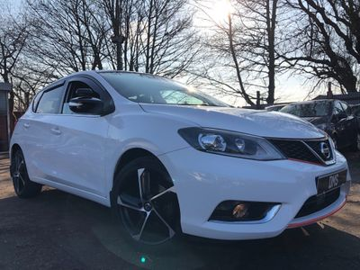 Nissan Pulsar Hatchback 1.5 dCi N-Connecta Style (s/s) 5dr