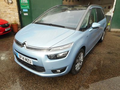 Citroen Grand C4 Picasso MPV 1.6 e-HDi Airdream Exclusive+ ETG6 5dr