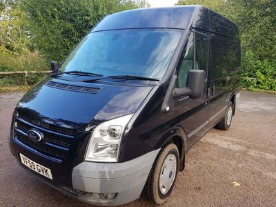 FORD TRANSIT Panel Van 2.2 TDCi 260 Trend Medium Roof Van 3dr (SWB)