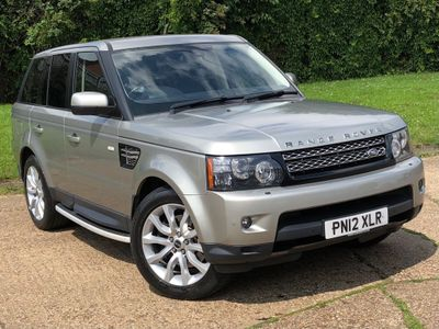 Land Rover Range Rover Sport SUV 3.0 SD V6 HSE (Luxury Pack) Auto 4WD 5dr