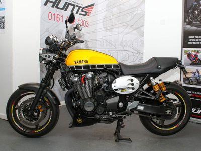 Yamaha XJR1300 Naked 1300 XJR1300 Racer 60th Anniversary