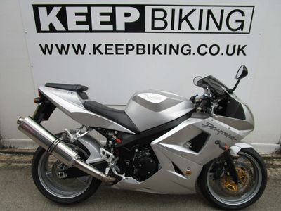 Triumph Daytona 600 Super Sports 600