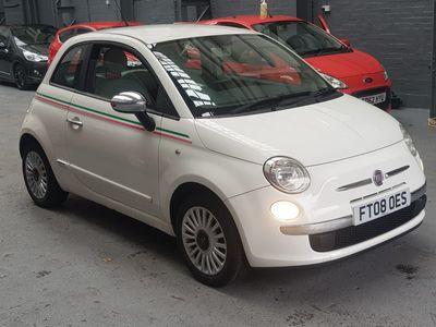 Fiat 500 Hatchback 1.2 Pop 3dr