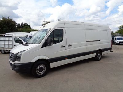 Volkswagen Crafter Panel Van 2.0 TDI CR35 Maxi High Roof Van 4dr (LWB)