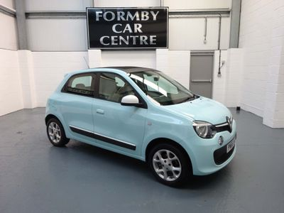 Renault Twingo Hatchback 1.0 SCe The Color Run Special Edition 5dr