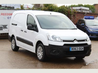Citroen Berlingo Other 1.6 HDi L2 725 X Crew Van 6dr (5 seat)