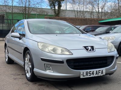 Peugeot 407 Saloon 2.0 HDi SE 4dr