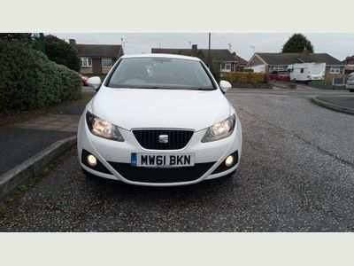 SEAT Ibiza Hatchback 1.2 12v S Copa SportCoupe 3dr