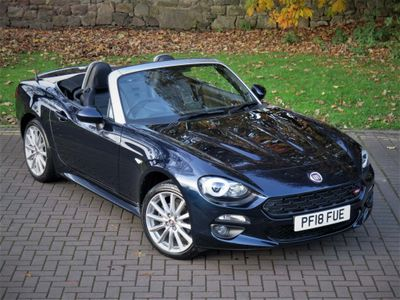 Fiat 124 Spider Convertible 1.4 MultiAir Lusso 2dr