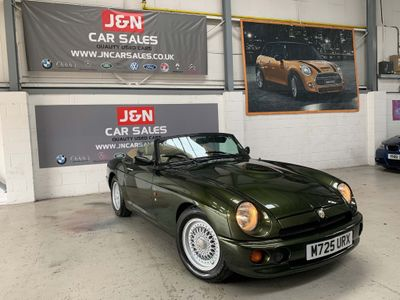 MG RV8 Convertible 3.9 2dr
