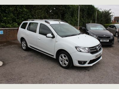 Dacia Logan MCV Estate 0.9 TCe Laureate 5dr