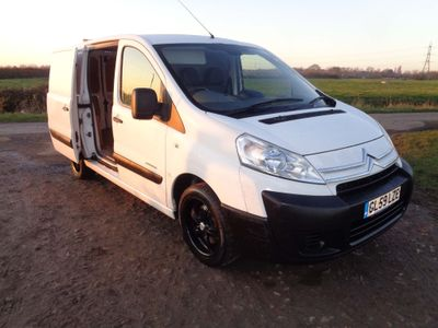 Citroen Dispatch Panel Van 1.6 HDi 1200 L2H1 Panel Van 5dr