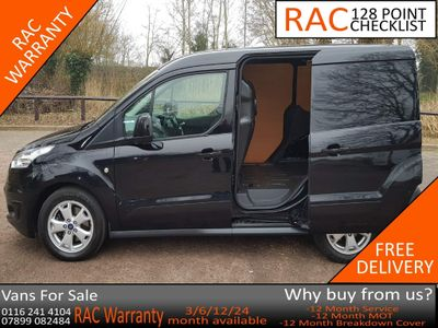 Ford Transit Connect Panel Van 1.5 TDCi 200 Limited L1 5dr