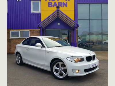 BMW 1 Series Coupe 2.0 118d Sport 2dr