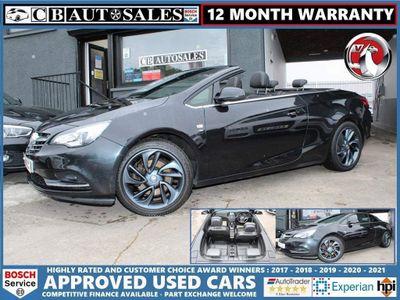 Vauxhall Cascada Convertible 1.4T Elite (s/s) 2dr