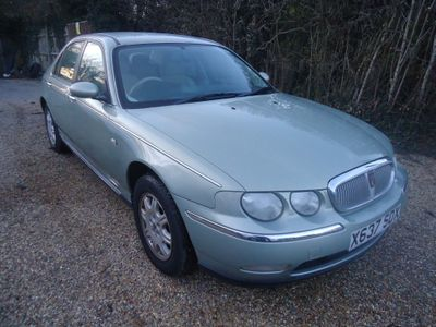Rover 75 Saloon 2.5 V6 Classic SE 4dr
