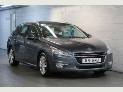 Peugeot 508 SW Estate 1.6 HDi FAP Active 5dr