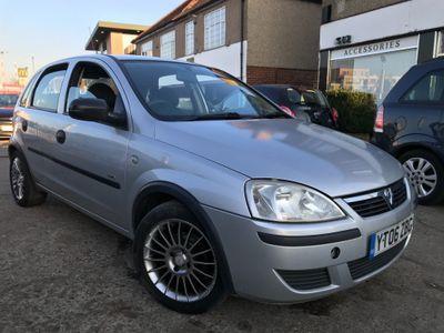 Vauxhall Corsa Hatchback 1.0 i Life Easytronic 5dr