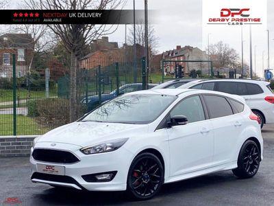 Ford Focus Hatchback 1.0T EcoBoost Zetec S Auto (s/s) 5dr