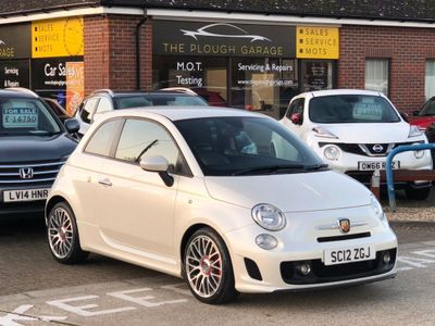 ABARTH 500 Hatchback 1.4 T-Jet 3dr