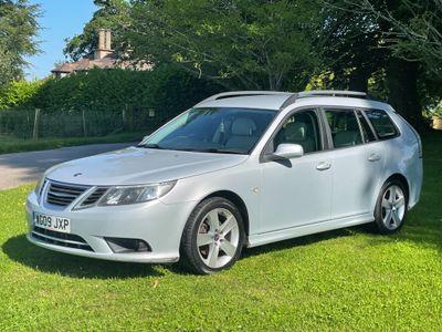 Saab 9-3 Estate 1.9 TiD Turbo Edition SportWagon 5dr