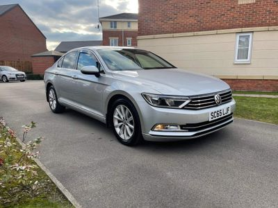 Volkswagen Passat Saloon 2.0 TDI BlueMotion Tech SE Business (s/s) 4dr