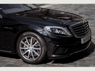 Mercedes-Benz S Class Saloon 5.5 S63 AMG L MCT (s/s) 4dr