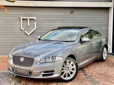 Jaguar XJ Saloon 3.0 TD Luxury SWB Saloon (s/s) 4dr