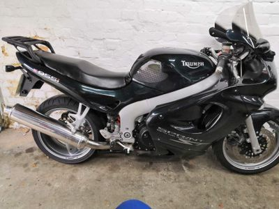 Triumph Sprint ST 955 Unlisted