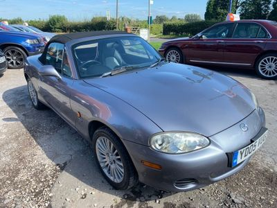 Mazda MX-5 Convertible 1.6 Arctic Limited Edition 2dr