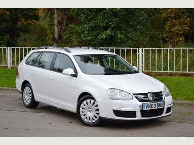 Volkswagen Golf Estate 1.9 TDI BlueMotion Tech 5dr