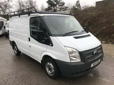 Ford Transit Panel Van T260 FWD SWB PANEL VAN