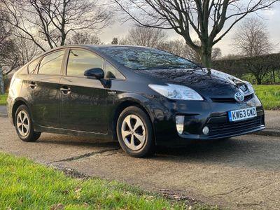 Toyota Prius Hatchback 1.8 VVT-h T3 CVT 5dr