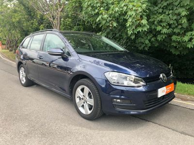 Volkswagen Golf Estate 1.4 TSI BlueMotion Tech Match Edition DSG (s/s) 5dr