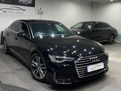 Audi A6 Saloon Saloon 2.0 TDI 40 S line S Tronic (s/s) 4dr