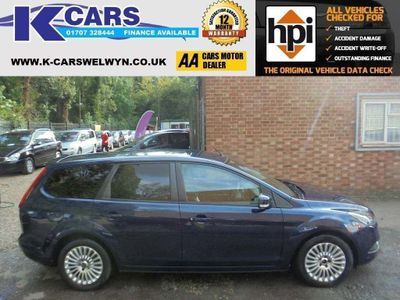 FORD FOCUS Estate 2.0 Titanium Auto 5dr