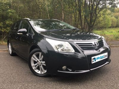 Toyota Avensis Estate 1.8 V-Matic T4 5dr