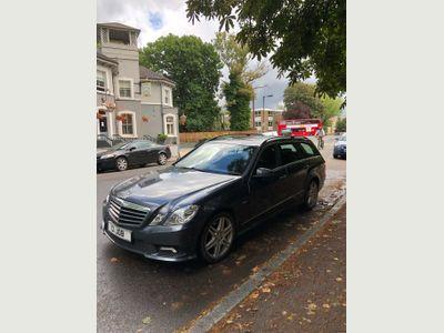 Mercedes-Benz E Class Estate 1.8 E250 BlueEFFICIENCY Sport Auto 5dr
