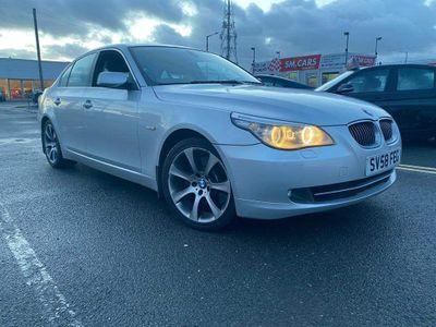 BMW 5 Series Saloon 4.0 540i V8 SE 4dr