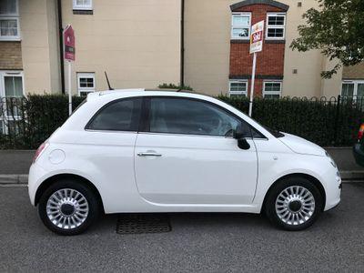 Fiat 500 Hatchback 1.2 Lounge Dualogic (s/s) 3dr