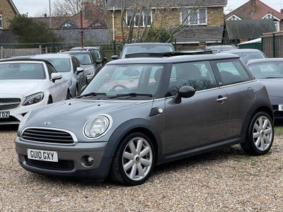 MINI Hatch Hatchback 1.4 One Graphite 3dr