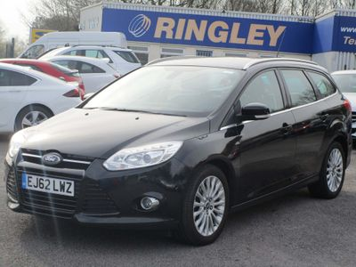 Ford Focus Estate 2.0 TDCi Titanium X 5dr