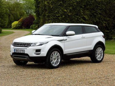 Land Rover Range Rover Evoque Coupe 2.2 ED4 Pure 2WD 3dr