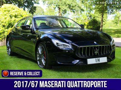 Maserati Quattroporte Saloon 3.0D V6 GranSport ZF (s/s) 4dr
