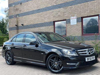 Mercedes-Benz C Class Saloon 3.0 C350 CDI BlueEFFICIENCY Sport Edition 125 7G-Tronic 4dr
