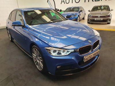 BMW 3 Series Saloon 2.0 320d BluePerformance M Sport Auto (s/s) 4dr